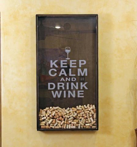 Você adora vinho? Que tal colecionar rolhas de forma criativa e linda?
