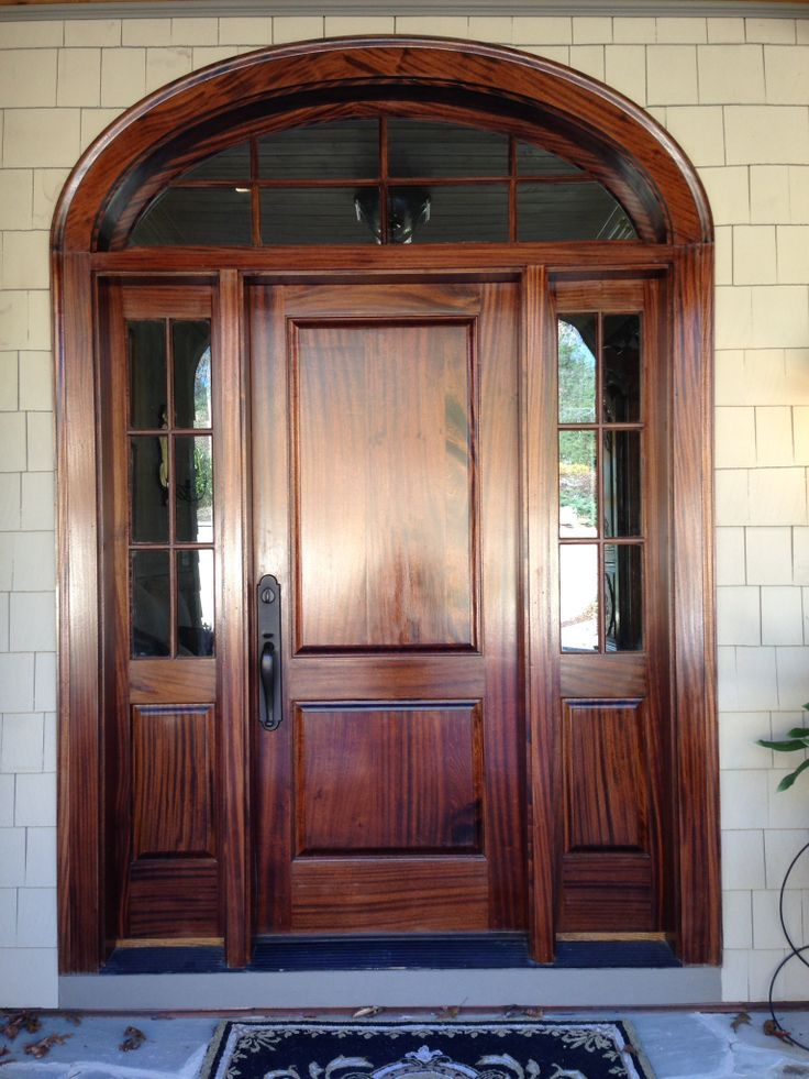 Sapele Mahogany Front Door Doors In 2018 Pinterest Front Doors