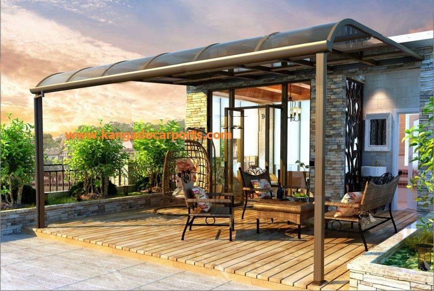 Kangado Veranda Patio, Covered patio, Aluminum carport