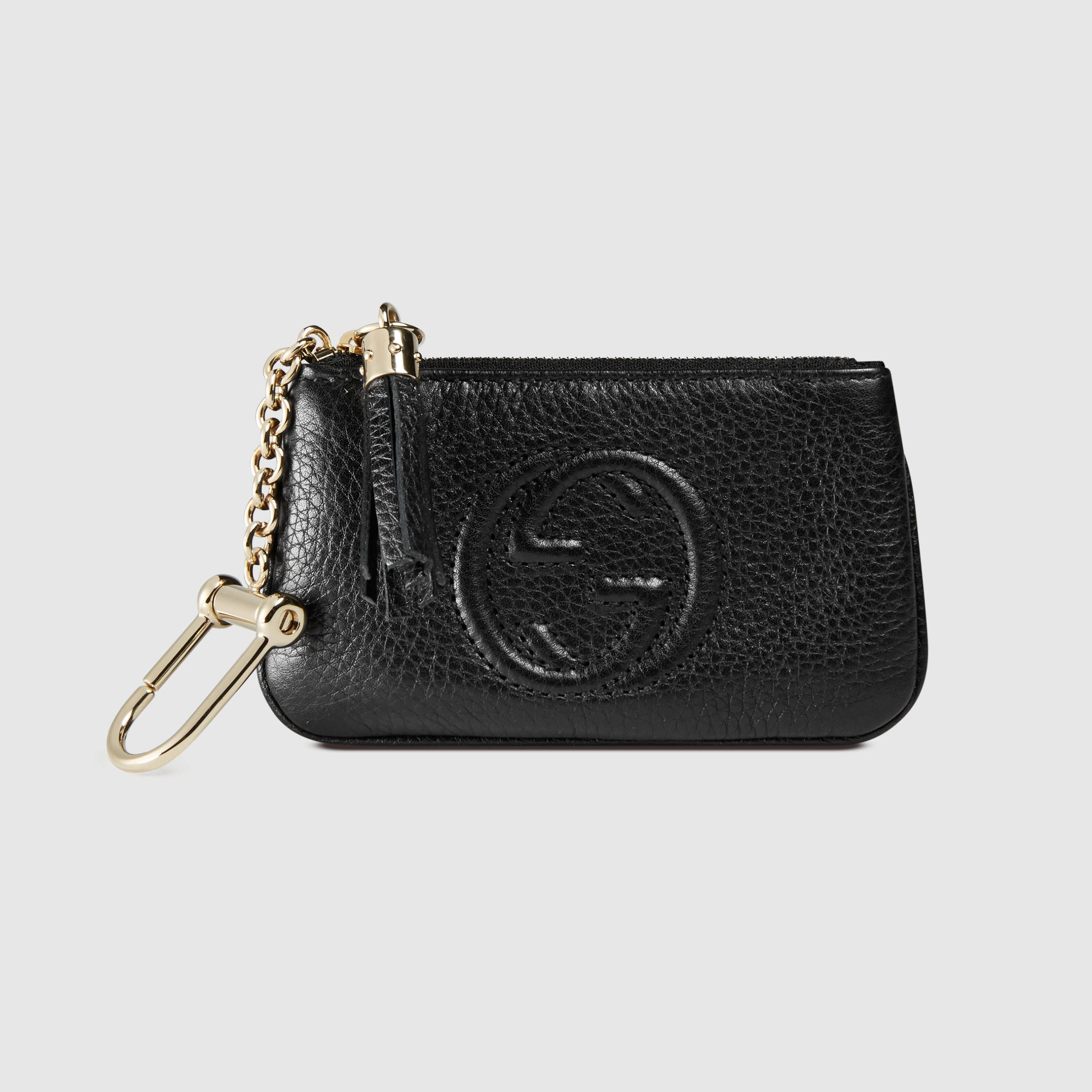 550faa238 Gucci Women - Soho leather key case - 354358A7M0G1000 | Presents for ...