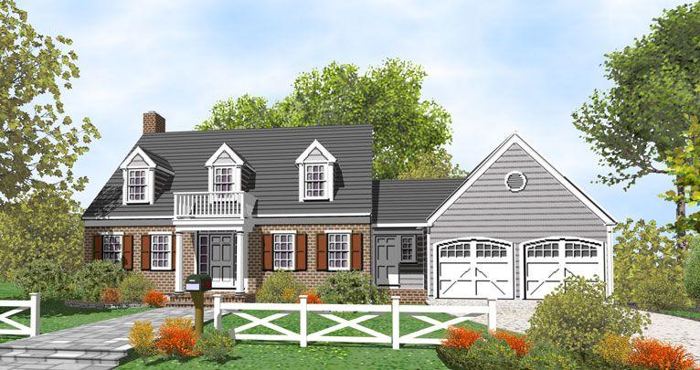 2 Story Cape Home Plans For Sale Original Home Plans Craftsman House Plans Cape Cod House Plans House Plans
