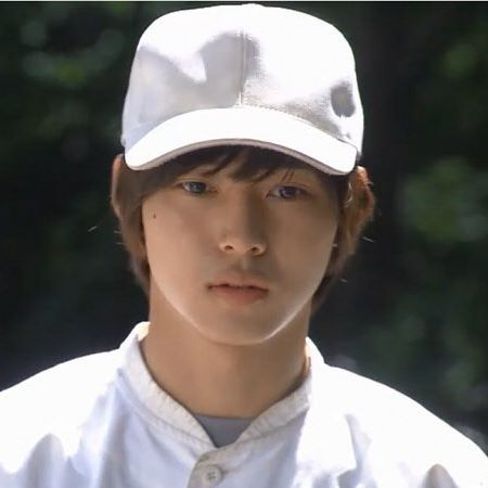 "Kento Yamazaki as Ebato, J drama based on a true story ""Yowakutemo Katemasu (We can win even if we're weak.)"", 2014"
