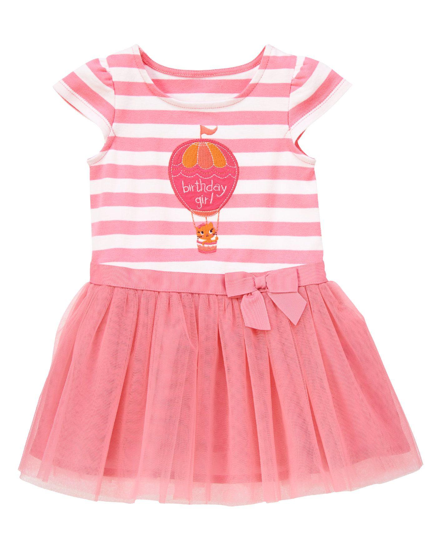 Birthday Girl Dress at Gymboree   Kids   Pinterest   Vestidos de ...