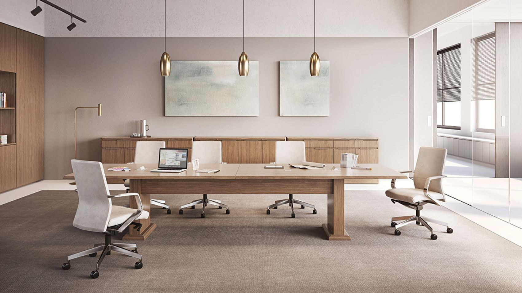 The Meeting Room Collection garners attention with sophisticated ...