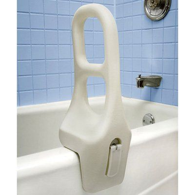 MedMobile Molded Bathtub Grab Bab No Tool Clamp On Bath Grap Bar #safety # Elderly