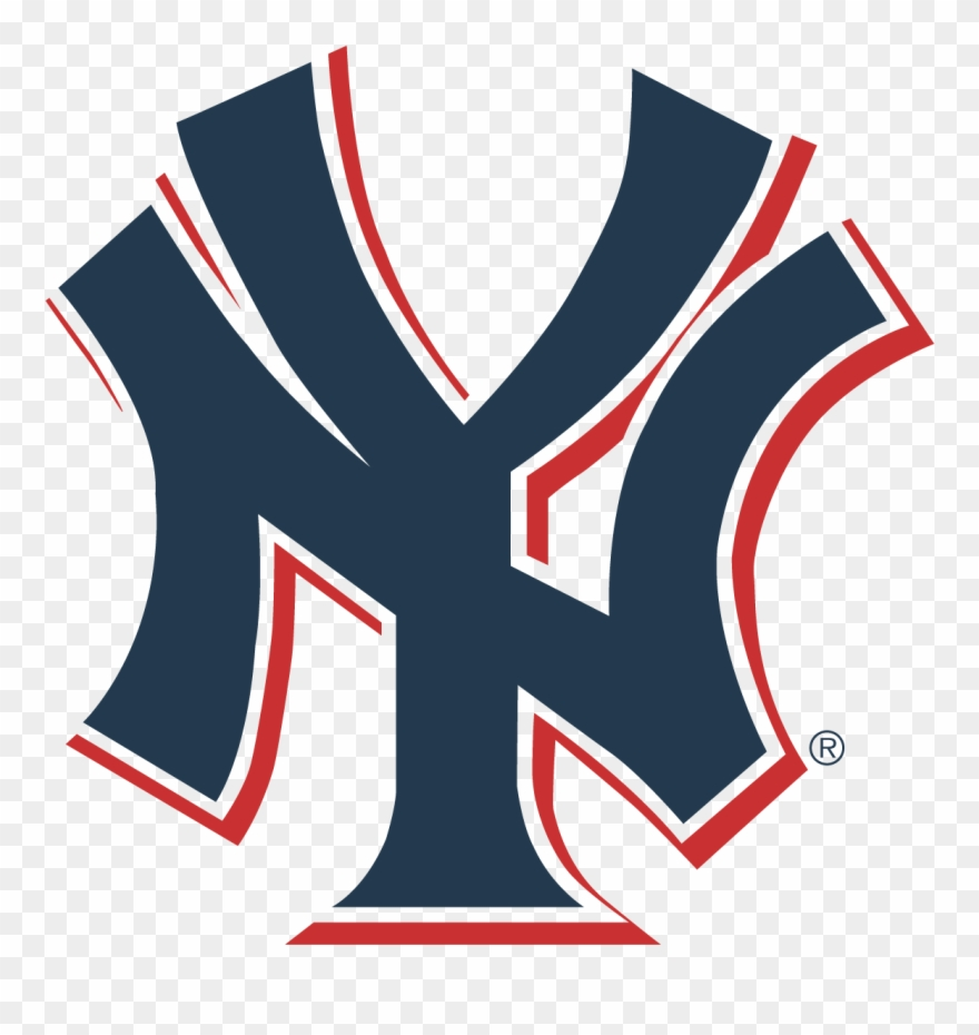 New York Yankees Vector Logo Logos And Uniforms Of The New York Yankees Clipart New York Yankees New York Yankees Logo Vector Logo