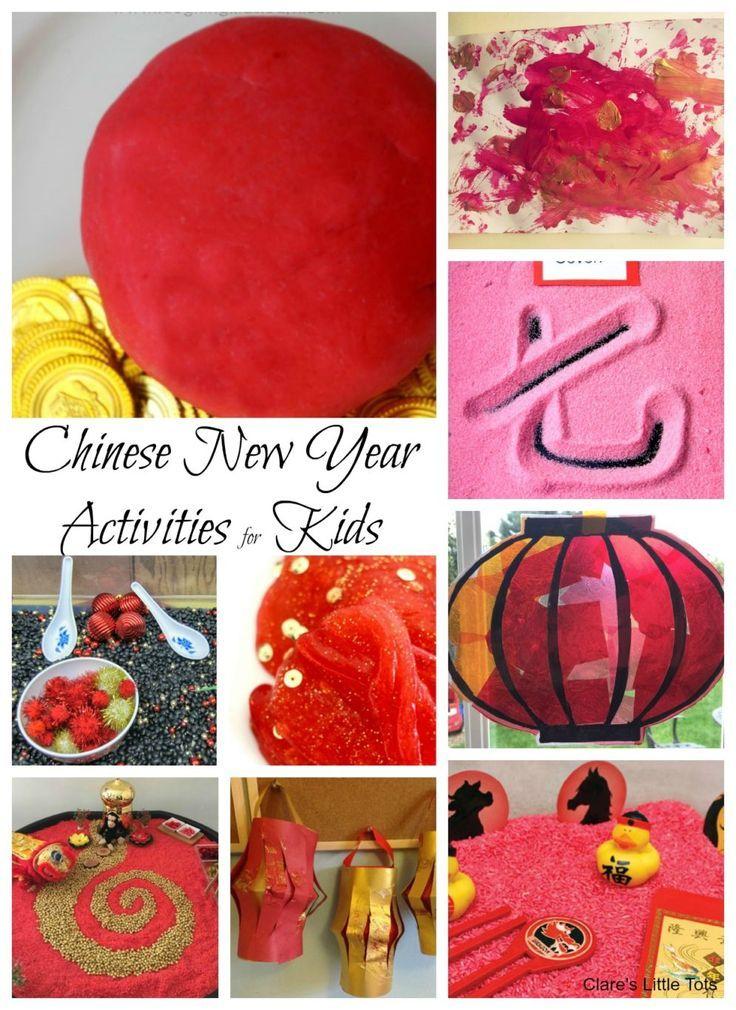 Chinese New Year Activities Chinese New Year Activities Chinese New Year Crafts For Kids New Years Activities