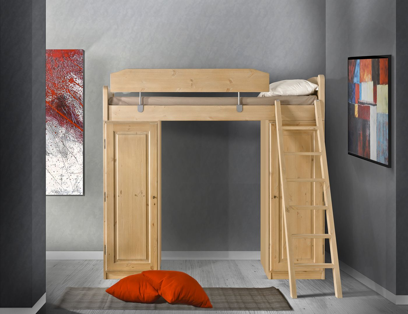 Risultati immagini per soppalco camera da letto | home tips ...