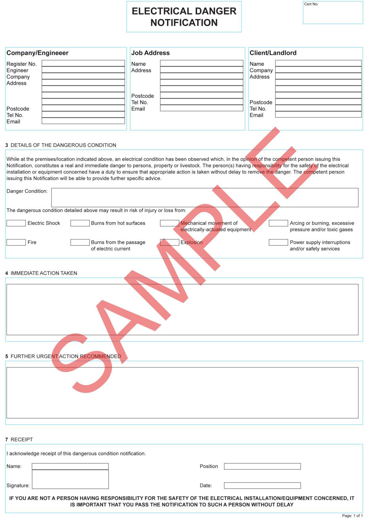 Iet Forums Wiring And Regulations Fill Online Printable With Regard To Electrical Minor Works Certificat Certificate Templates Templates Professional Templates