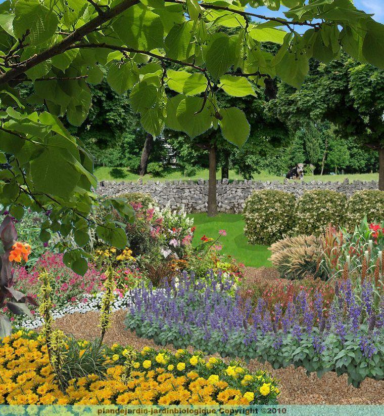 Jardin Rural Creer Un Jardin De Campagne Jardins Amenagement