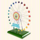 Jumbo Ferris Wheel Music Box 뮤지컬랜드 대관람차 오르골