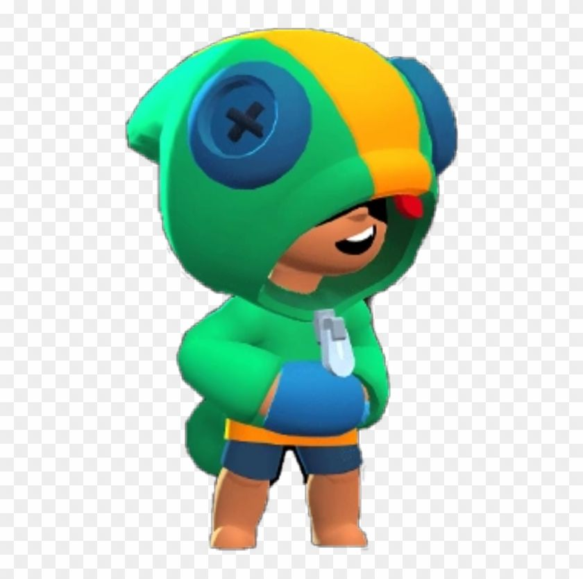 Find Hd Leon From Brawl Stars Hd Png Download To Search And Download More Free Transparent Png Images In 2021 Stars Brawl Png