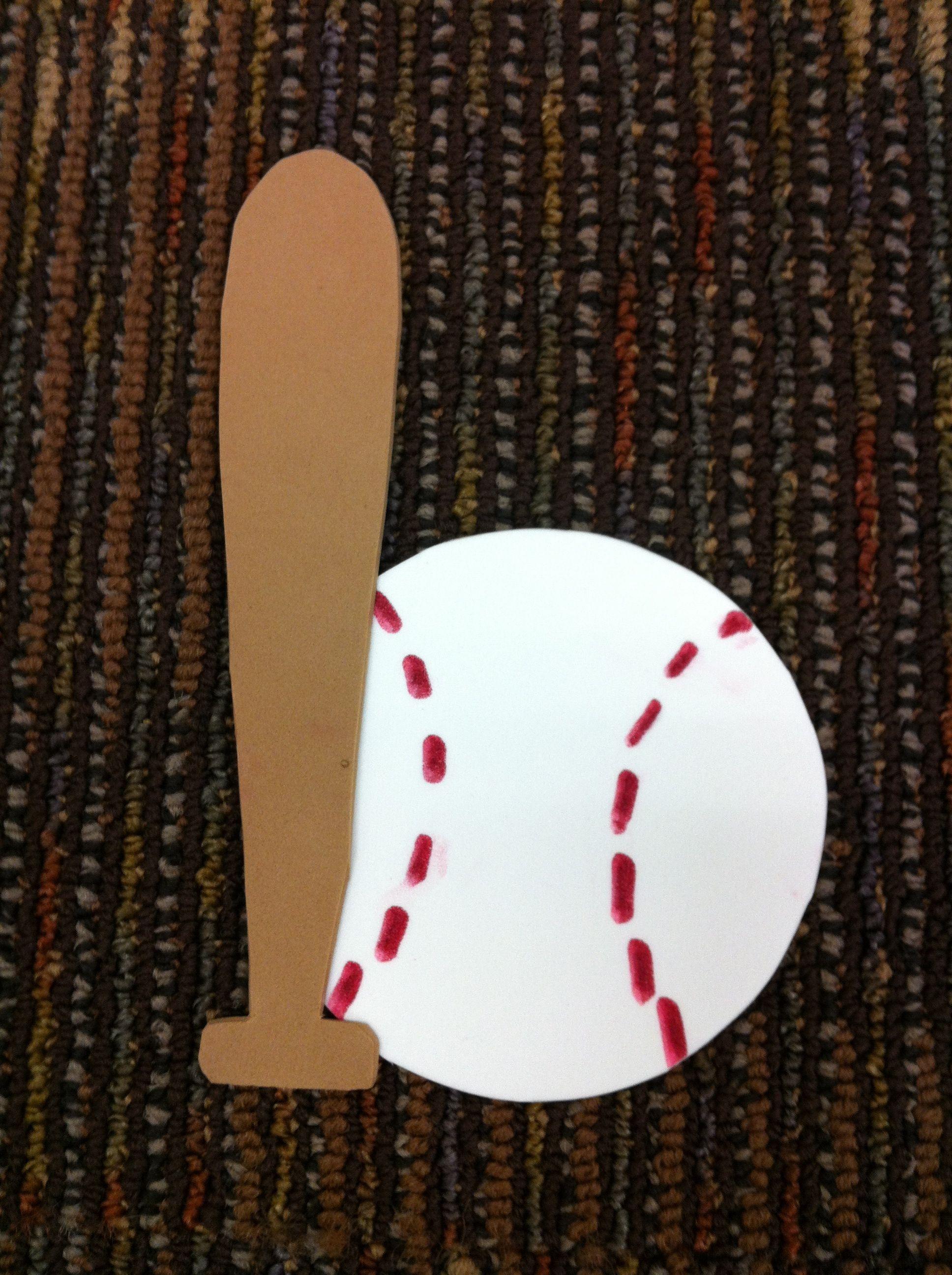 bb is for baseball u0026 bat craft www letsgetreadyforkindergarten com