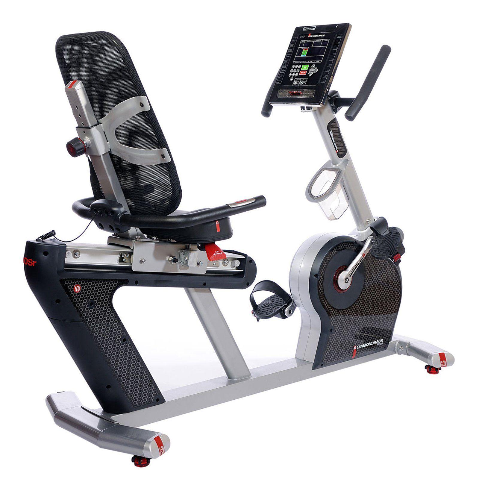 Diamondback Fitness 910SR Seat Recumbent with Electronic