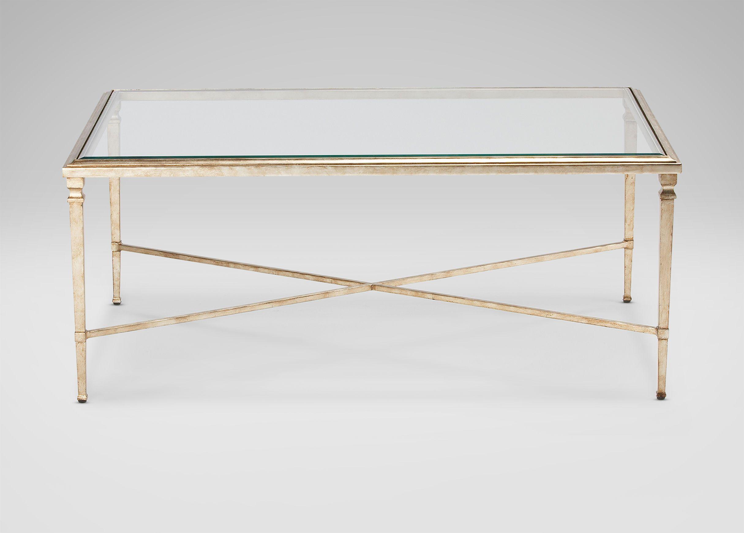 Rectangular Heron Coffee Table Coffee Tables [ 1740 x 2430 Pixel ]