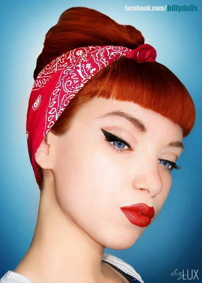 Rockabilly Hairdos