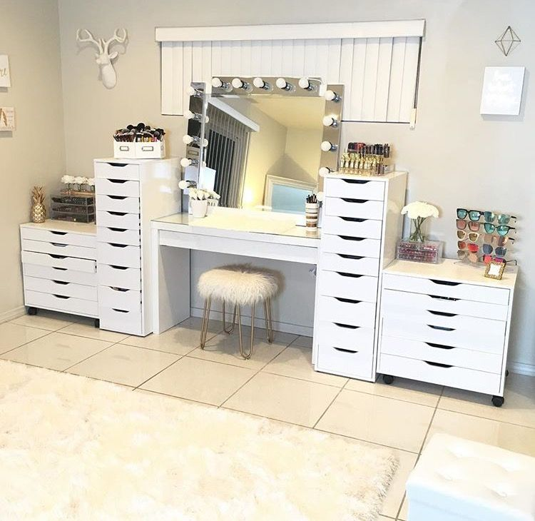 Best Makeup Vanity Organization And Storage With Images 640 x 480