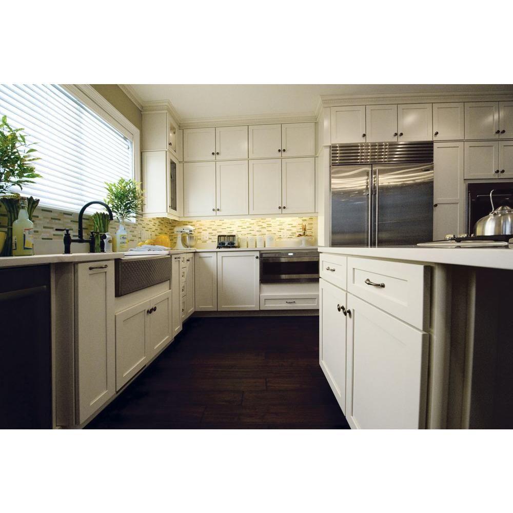 Best Kraftmaid 15X15 In Cabinet Door Sample In Thornton Maple 400 x 300