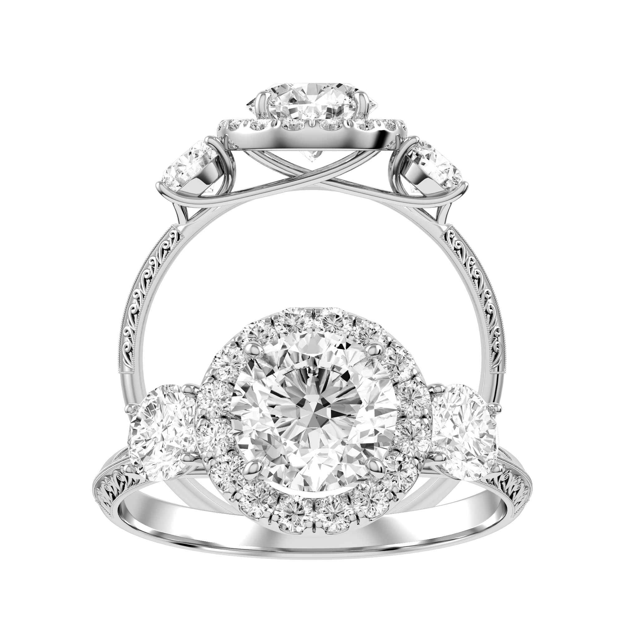 Zales The Diamond Store Wedding, Engagement Rings