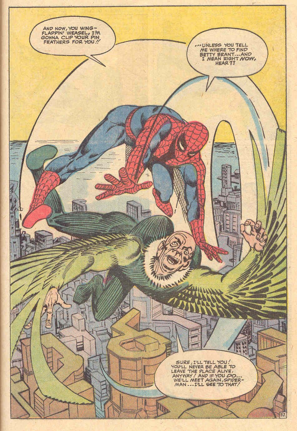 One Stop Geek Shop Amazing Spider Man Collection Annual 6 1969 Spiderman Comic Spiderman Marvel Comics Artwork