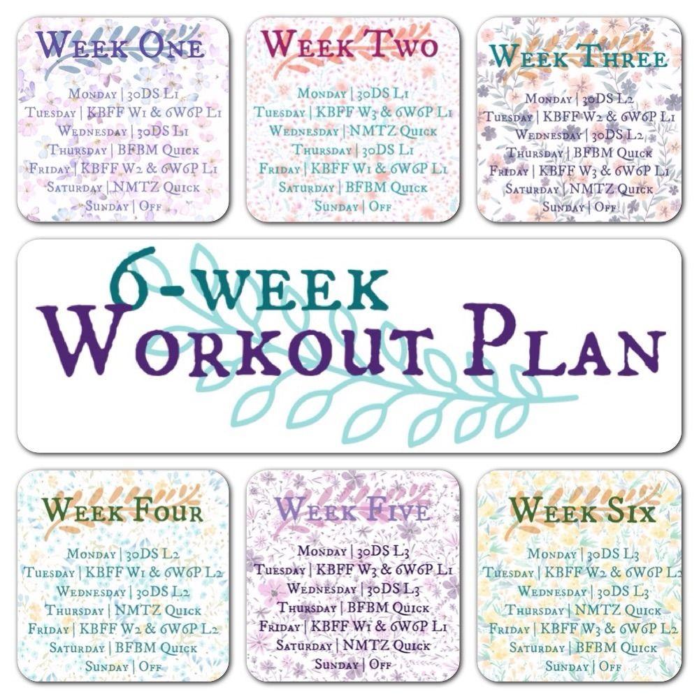 Workout Rotation For Jillian Michaels Dvds