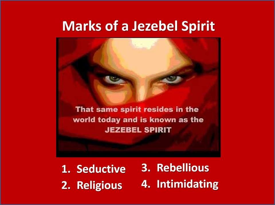 Beware of the Scripture Twisting Jezebels | JEZEBEL
