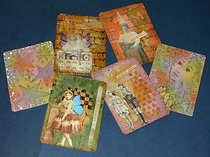 Artist Trading Cards Ideas | Artist Trading Cards (ATC), a wildly popular art format that lets you ...