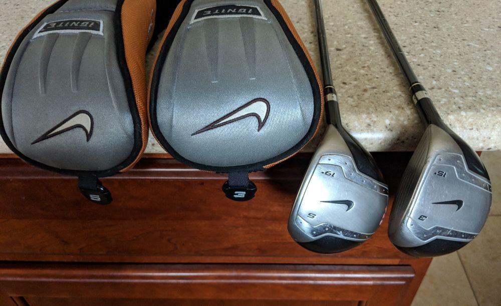 acdb3642cbe8 Nike Golf Ignite T60 3 Wood (15)   5 Wood (19) Fairway Woods - Regular  Shaft (eBay Link)
