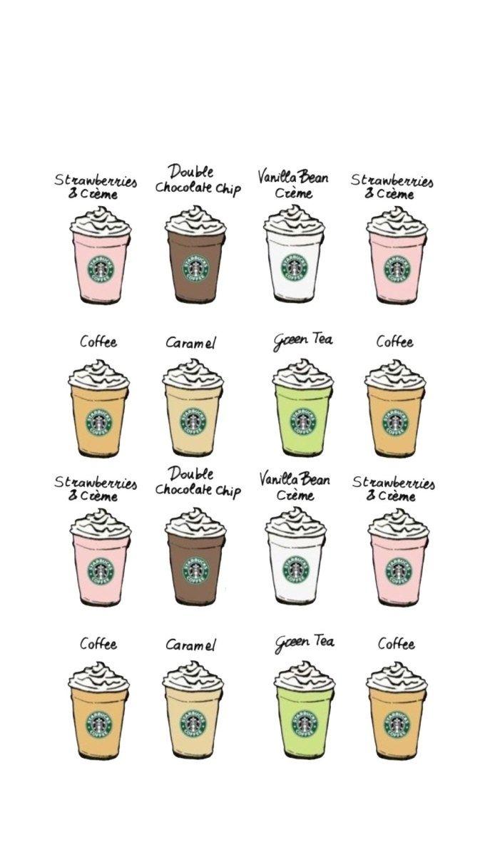 おしゃれ スターバックスコーヒー15 Starbucks Wallpaper Starbucks Drawing Starbucks Illustration