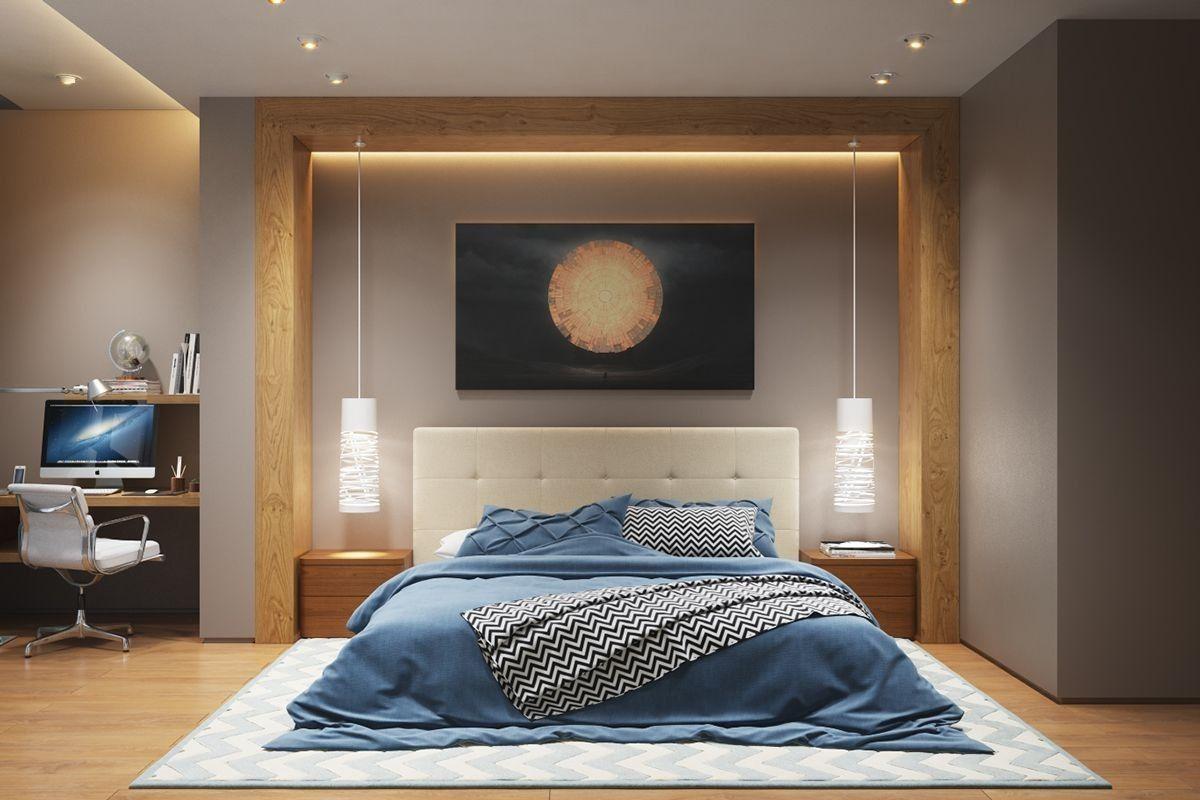 Slaapkamer Verlichting Ideeen : Design slaapkamer voorbeelden inspiratie foto s van moderne
