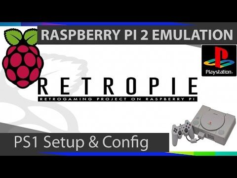 Get a PS1 Emulator Up and Running on a Raspberry Pi 2