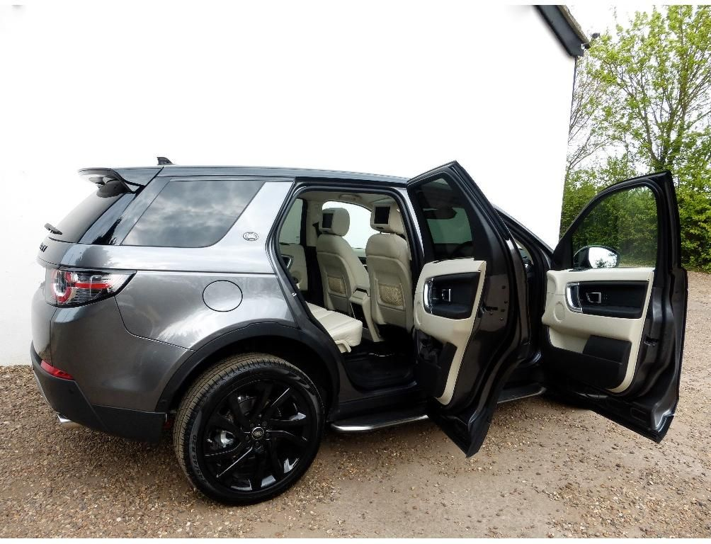 Land Rover Discovery Sport 2.2 SD4 HSE Luxury 4x4 5dr