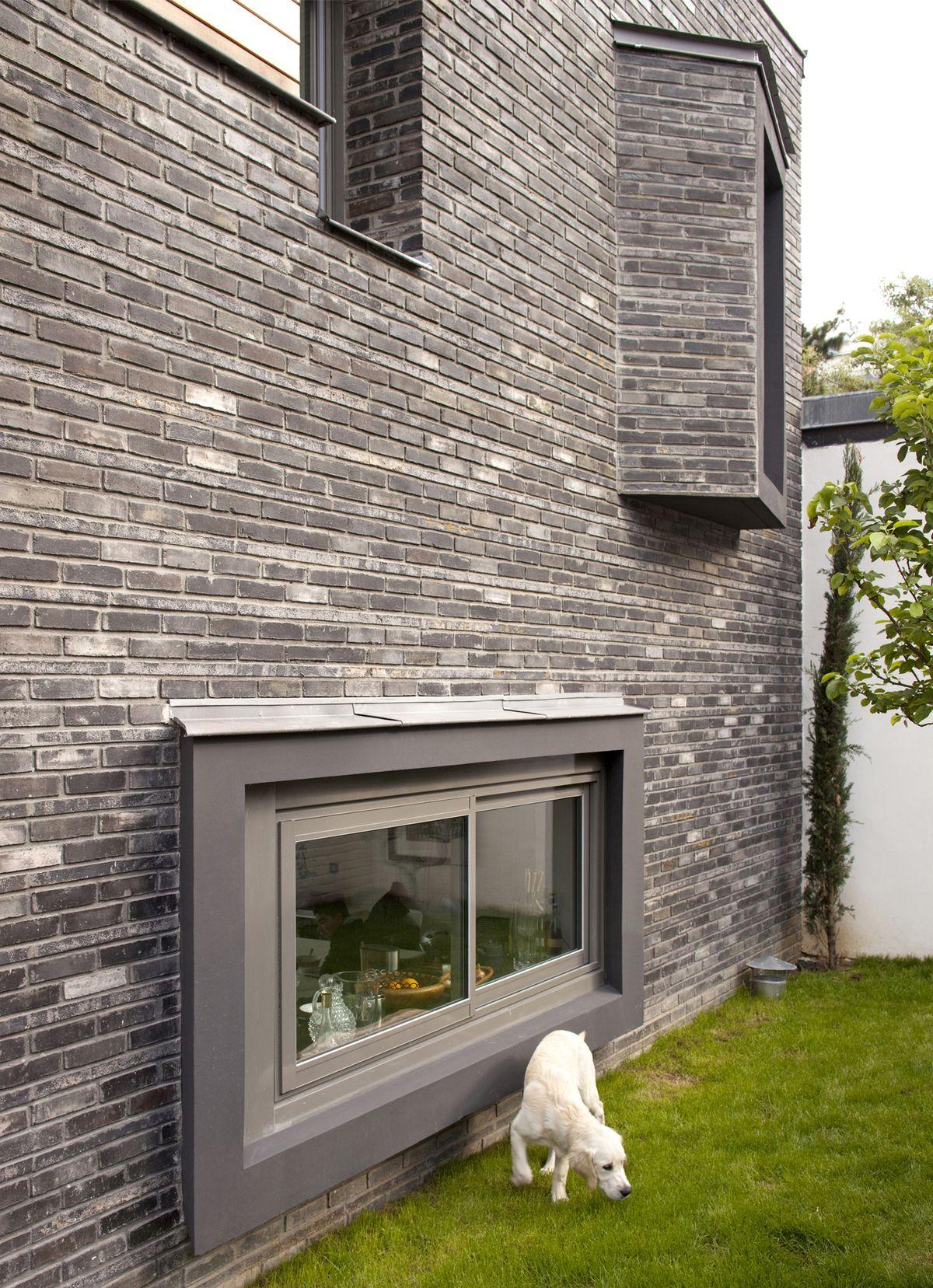 Atelier D Architecture Alexandre Dreyssé townhouse montrouge | atelier d'architecture alexandre
