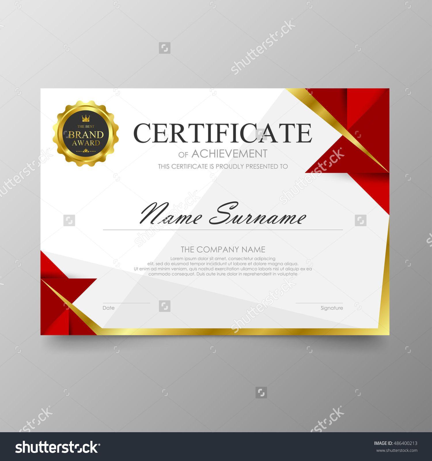 Stock vector certificate template awards diploma background vector stock vector certificate template awards diploma background vector fandeluxe Gallery
