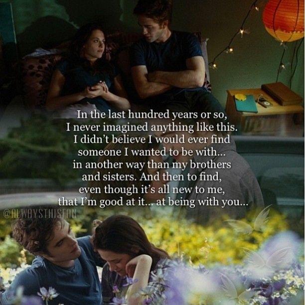 Twilight Wedding Quotes: Midnight Sun And Twilight -Edward Cullen