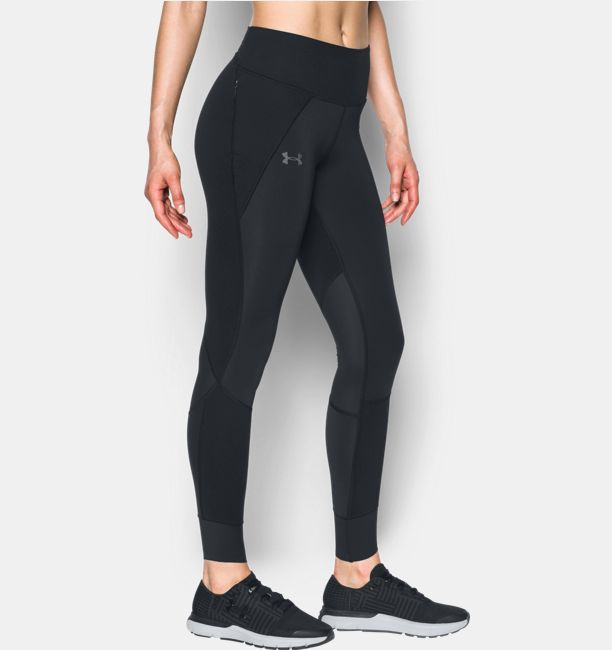 6419d745105d81 ColdGear® Reactor Women's Running Leggings underarmour.com SHORT LENGTH ( online only) medium