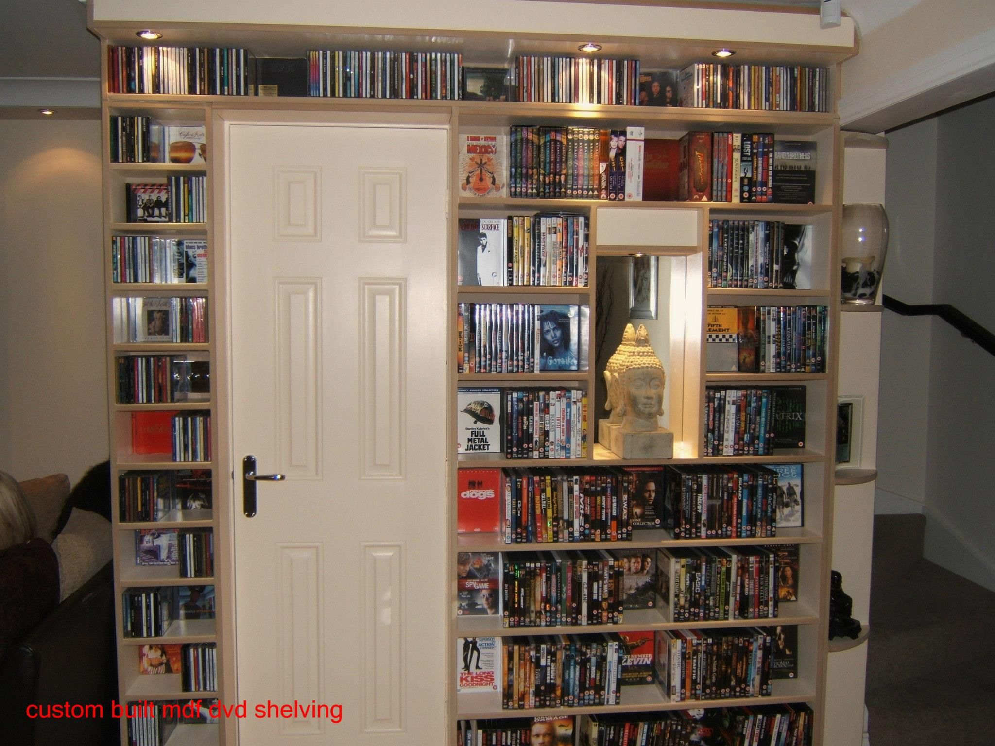 Dvd Shelving Ideas Have Too Many Dvds Try These Clever Dvd Storage Ideas For