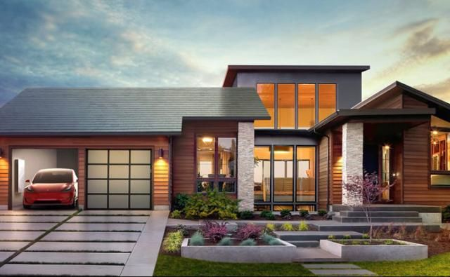 Tesla S No Nonsense Claim That Its Solar Roof Saves Money Tesla Motors Nasdaq Tsla Seeking Alpha Solar Roof Shingles Tesla Solar Roof Solar Shingles