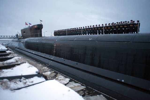 Αποτέλεσμα εικόνας για prince vladimir submarine