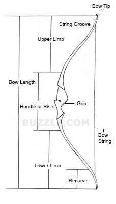 How to make a recurve bow a simple diy guide recurve bows survival and archery - How to make a homemade bow and arrow out of wood ...