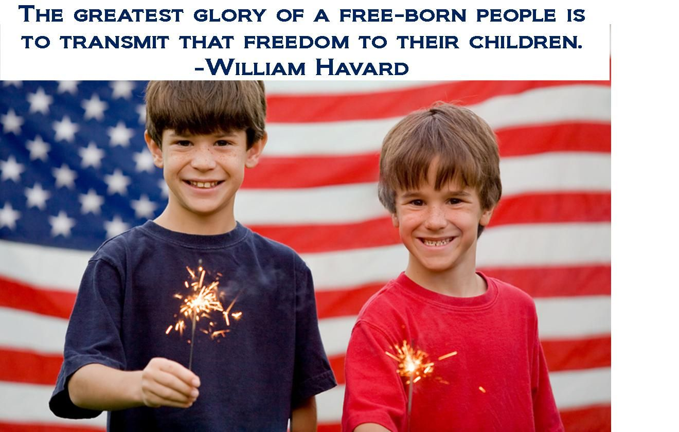Memorial Day Quote The Greatest Glory Of A Free Born