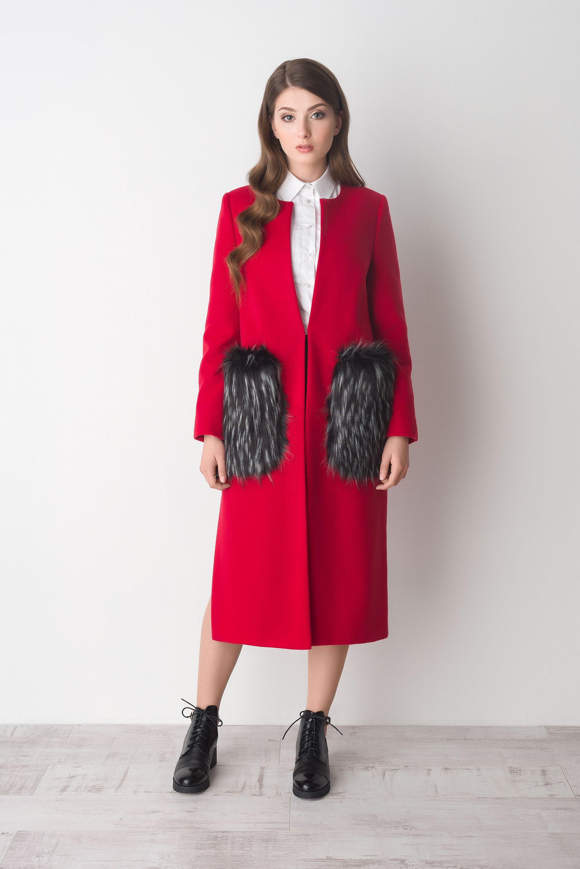 пальто женское демисезонное купить 3
