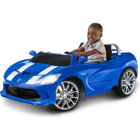 Pacific Cycle Kid Trax Srt Viper 12 Volt Battery Powered Ride On