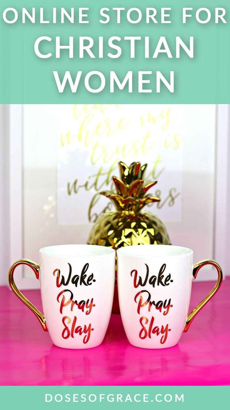 cute products for christian women christian mug bible verse