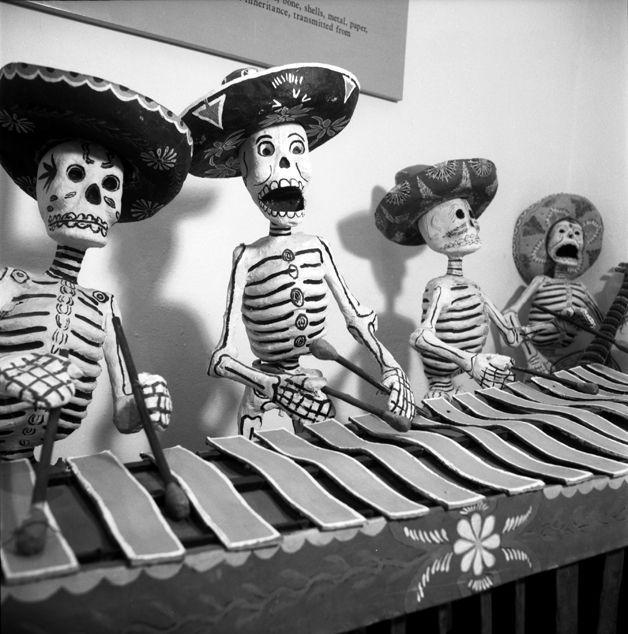 Museo Casa Frida Kahlo~Photograph by Leo Matiz