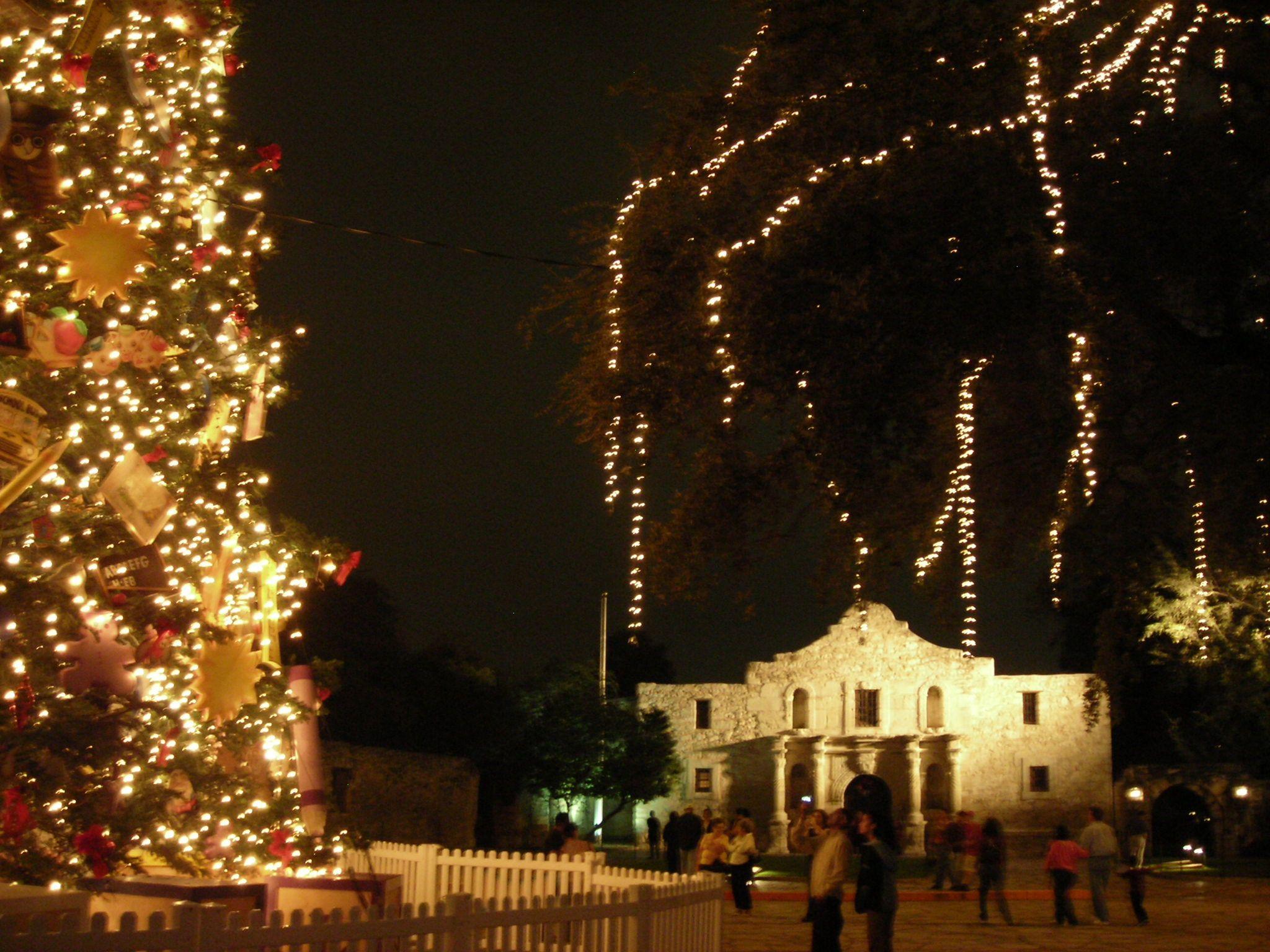 San Antonio River Walk at Christmas   Favorite Places & Spaces ...