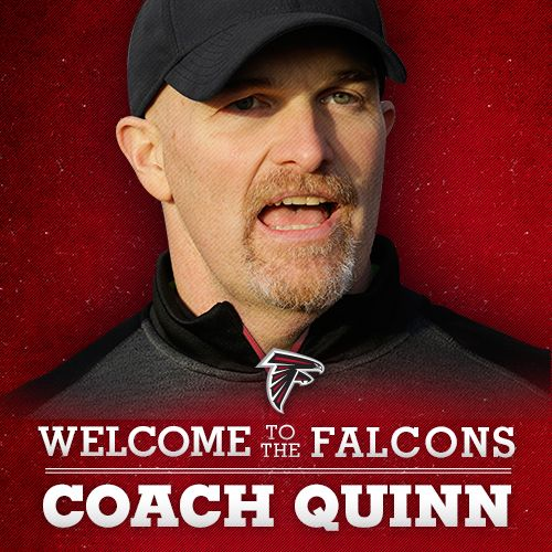Falcons Go All In On Dan Quinn Atlanta Falcons Rise Up Atlanta Falcons Memes Atlanta Falcons
