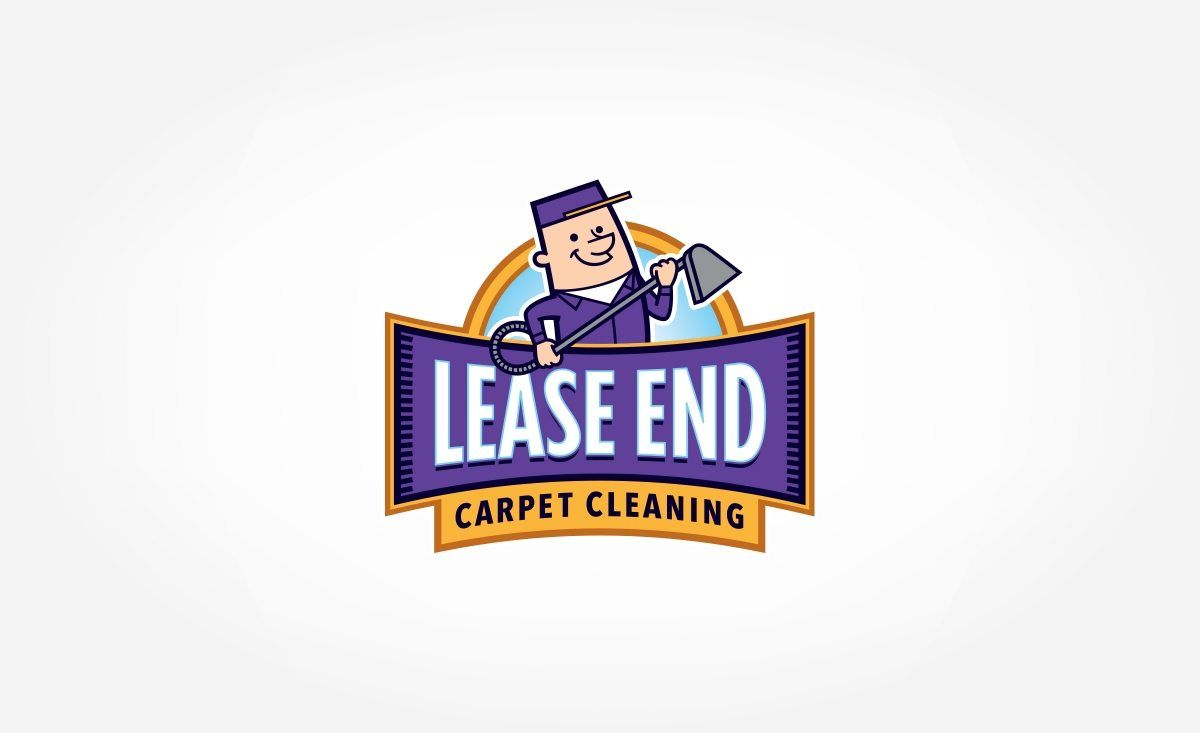 Lease end carpet cleaning kickcharge creative logo
