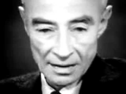 "Oppenheimer Quote Jrobert Oppenheimer ""i Am Become Death The Destroyer Of Worlds ."
