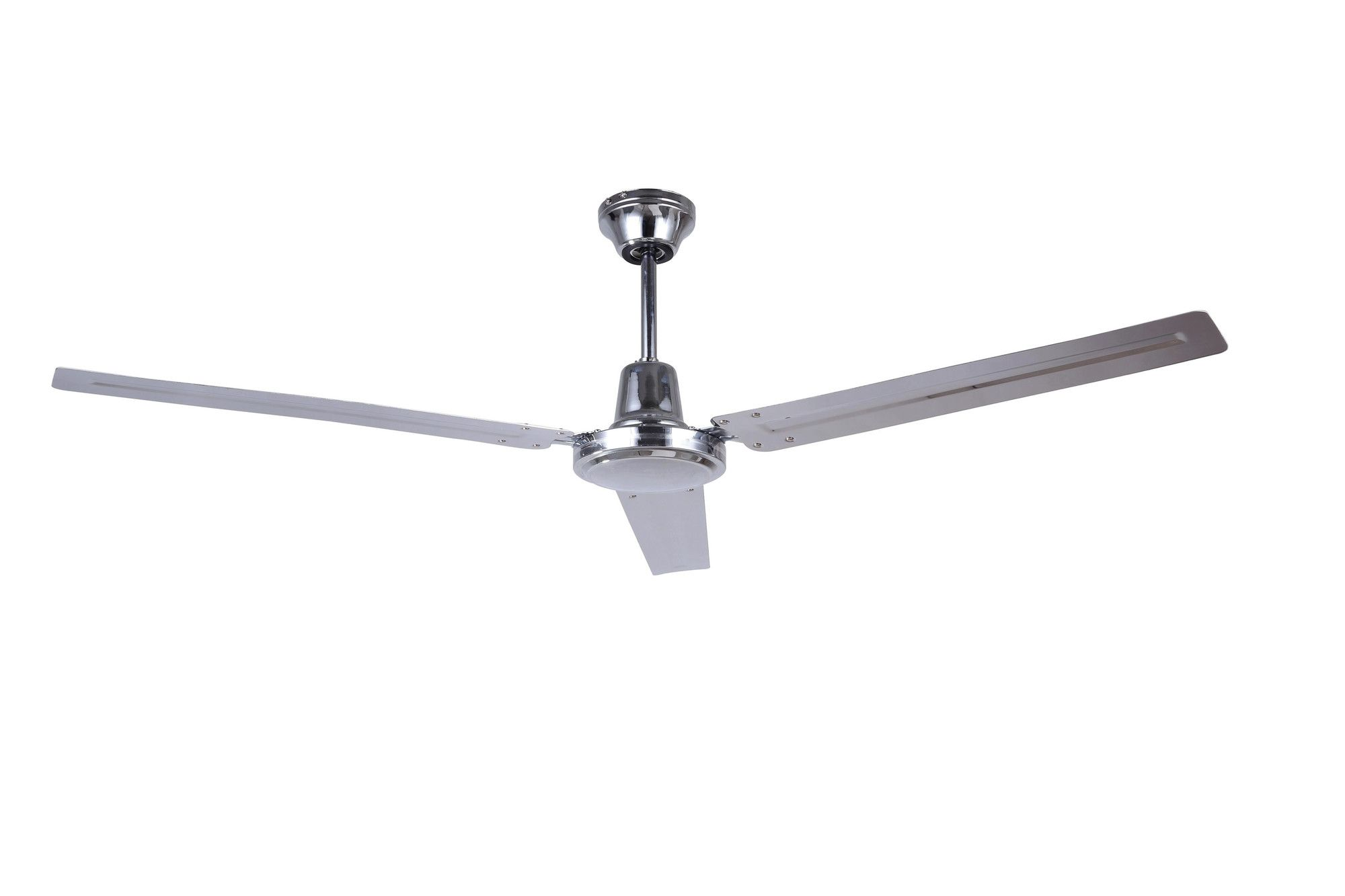"""Boan 56"""" Industrial 3 Blade Ceiling Fan with Remote"""